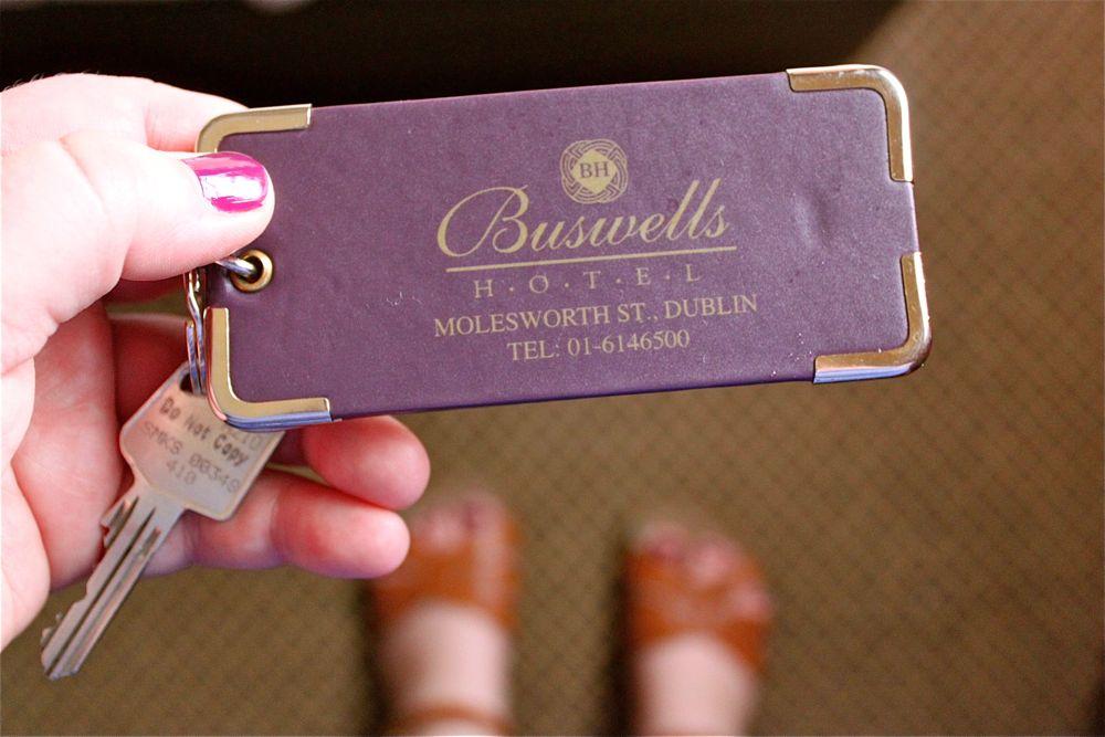 249 - Buswell's Hotel, Dublin