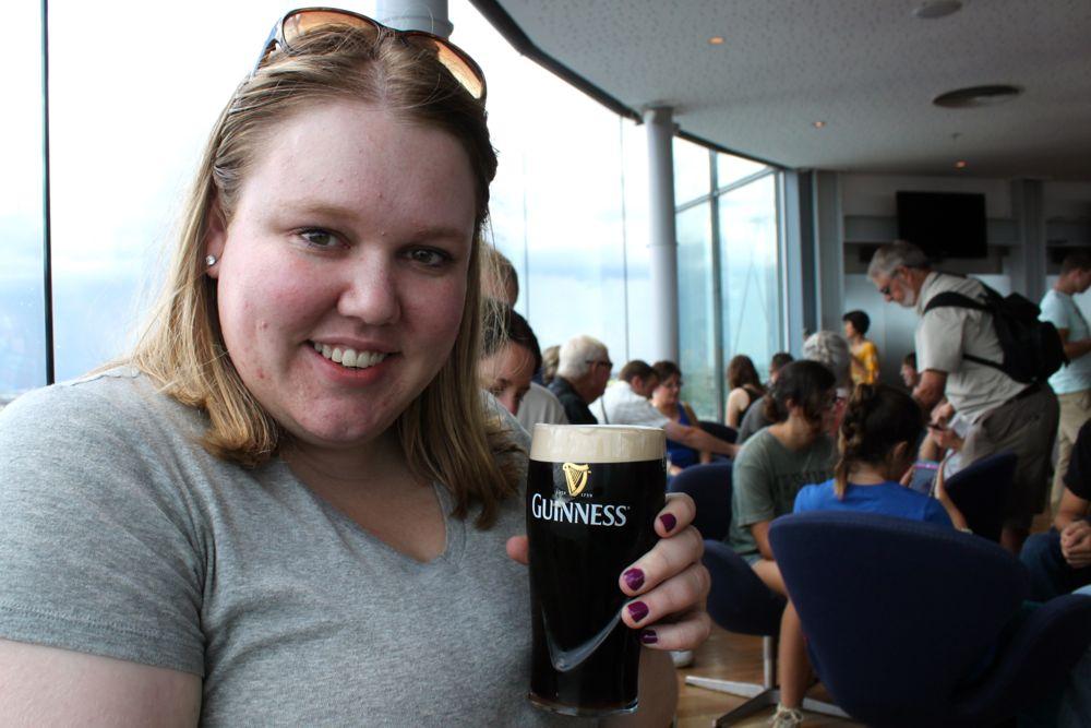 50 -Guinness Storehouse, Dublin