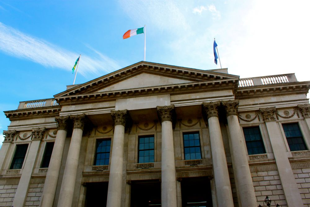 106 - City Hall, Dublin