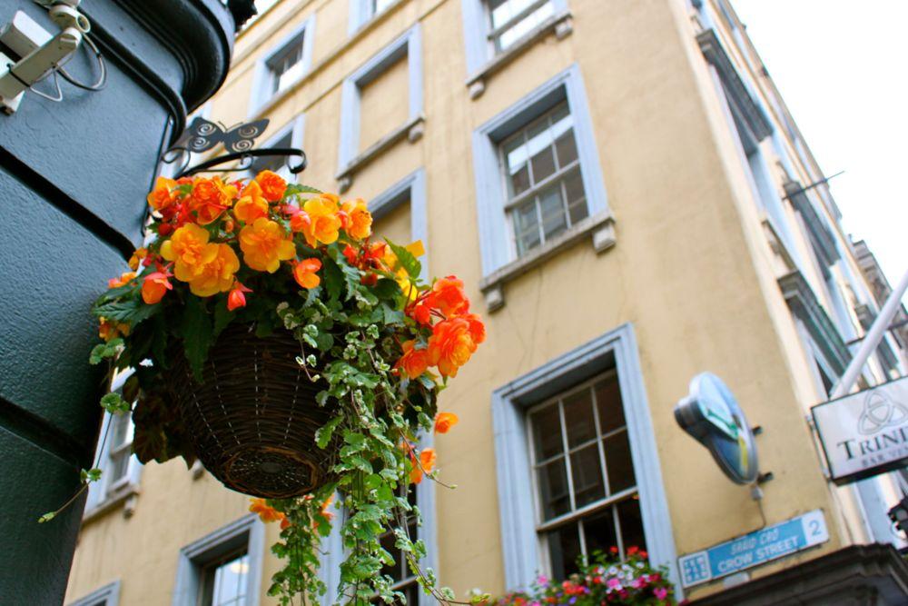 155 -Along Dame Street, Dublin