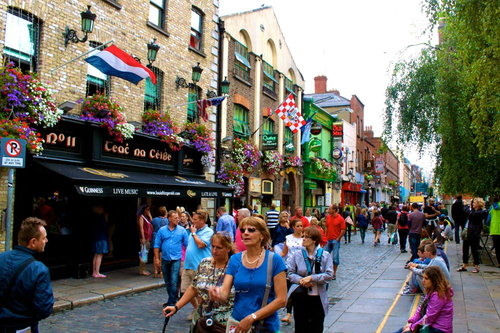 157 - Temple Bar, Dublin