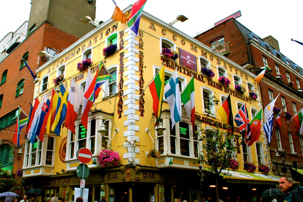 161 - Temple Bar, Dublin