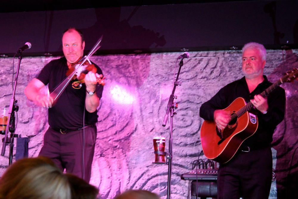 184 - Dinner, Music, & Dancing at the Arlington Hotel, Dublin
