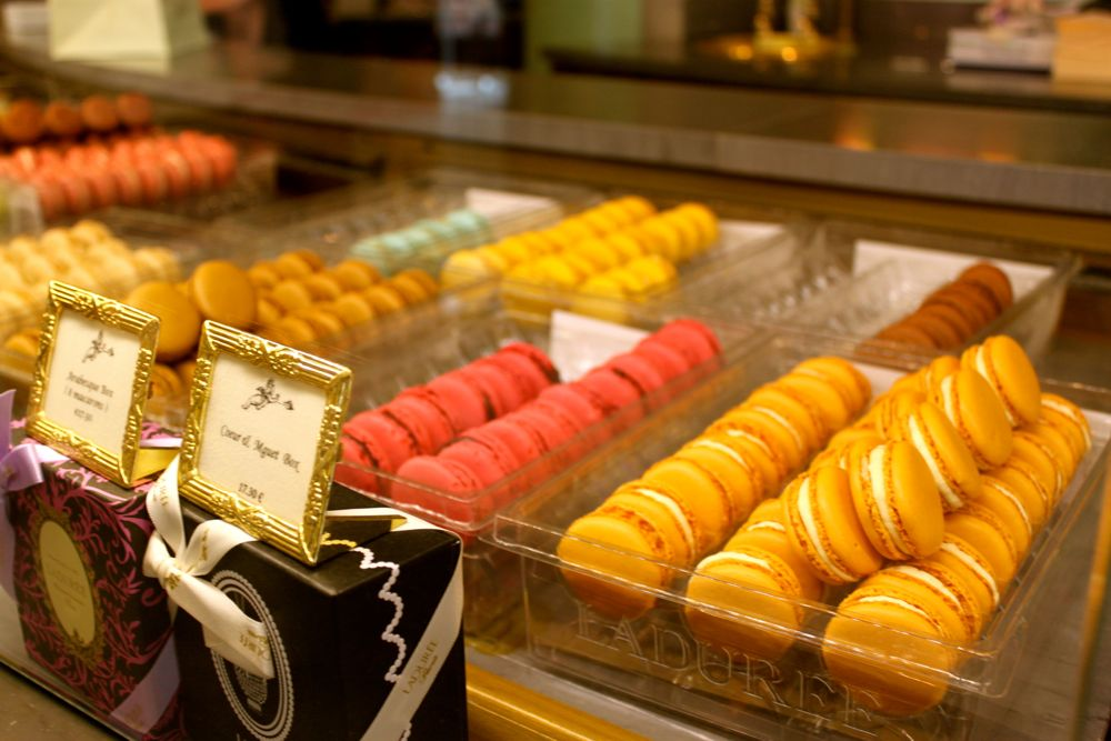 214 - Laduree at Brown Thomas, Dublin