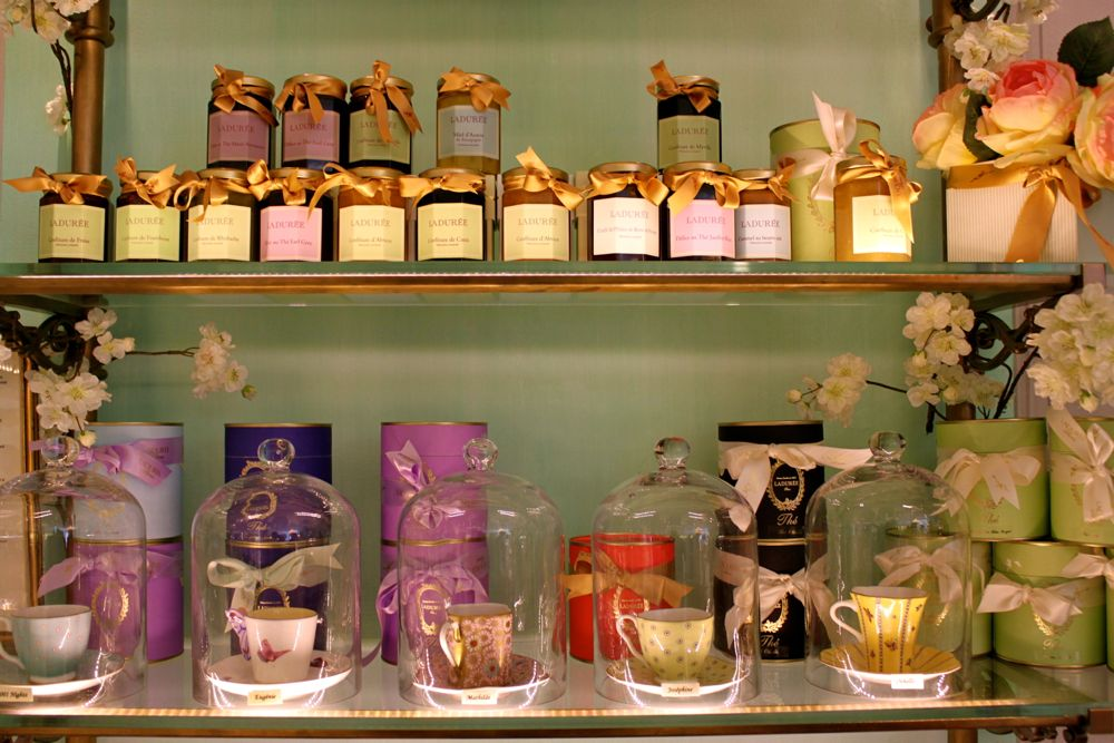 215 - Laduree at Brown Thomas, Dublin