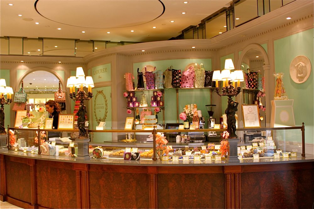 217 - Laduree at Brown Thomas, Dublin