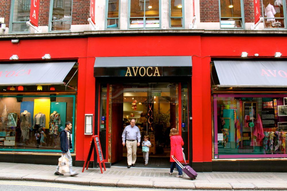 Ireland Day 3 Avoca Blankets Georgian Doors And Other