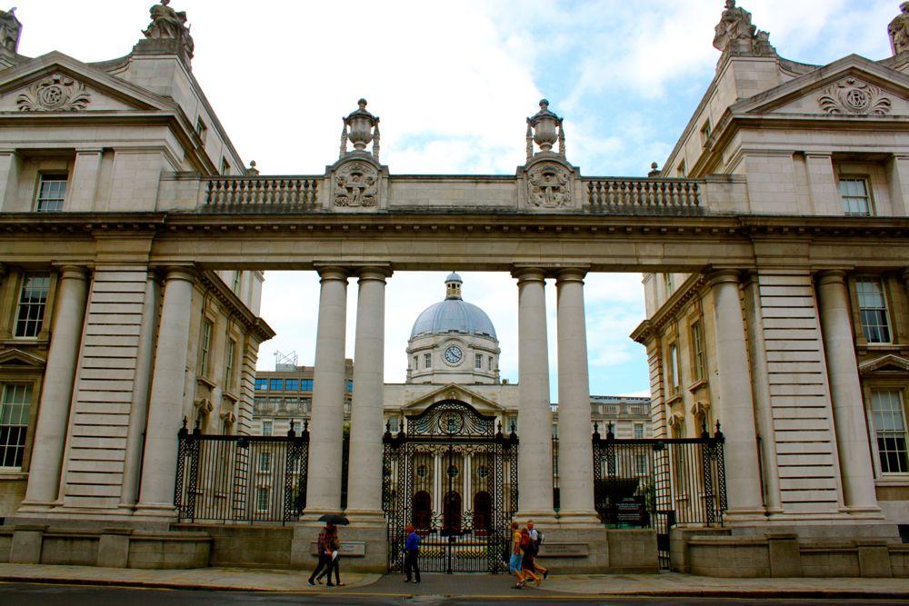 244 - Parliament, Dublin