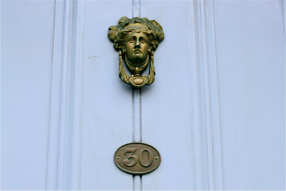 248 - Georgian doors, Dublin