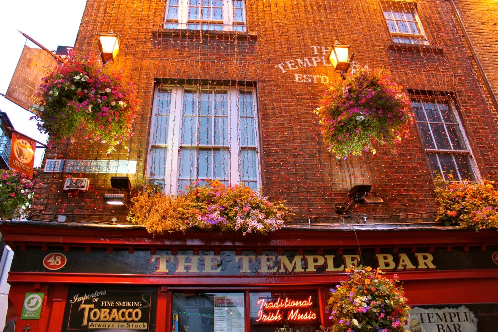 255 - Temple Bar, Dublin