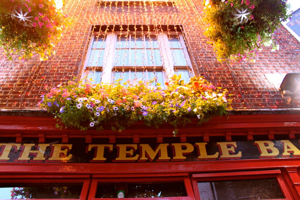 256 - Temple Bar, Dublin