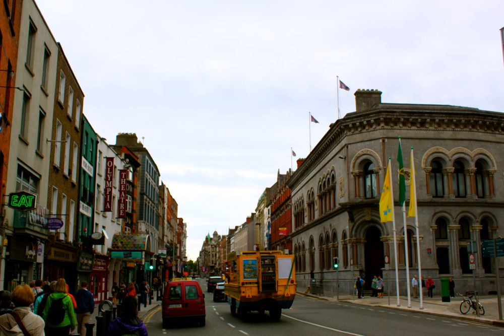 294 - Walking tour, Dublin