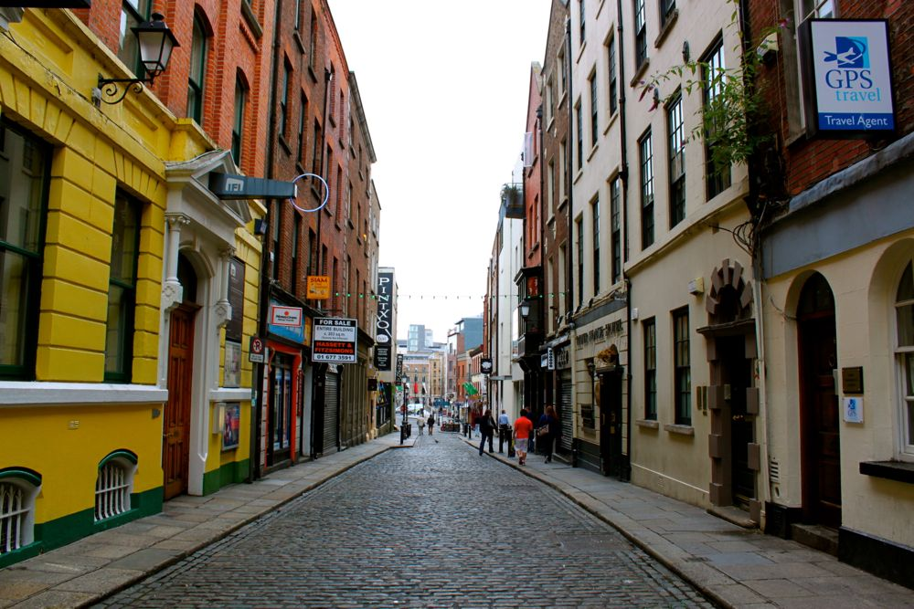 297 -Walking tour, Dublin