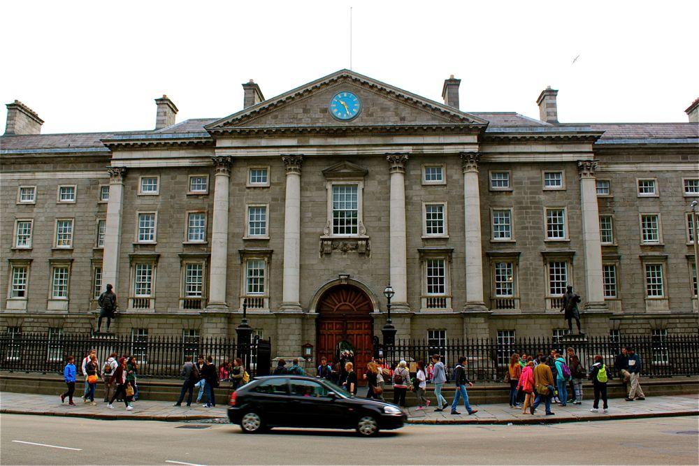 303 -Trinity College, Dublin
