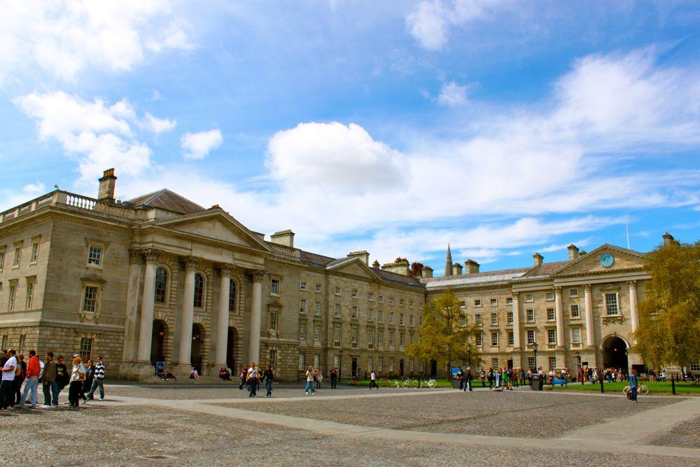 328 -Trinity College, Dublin
