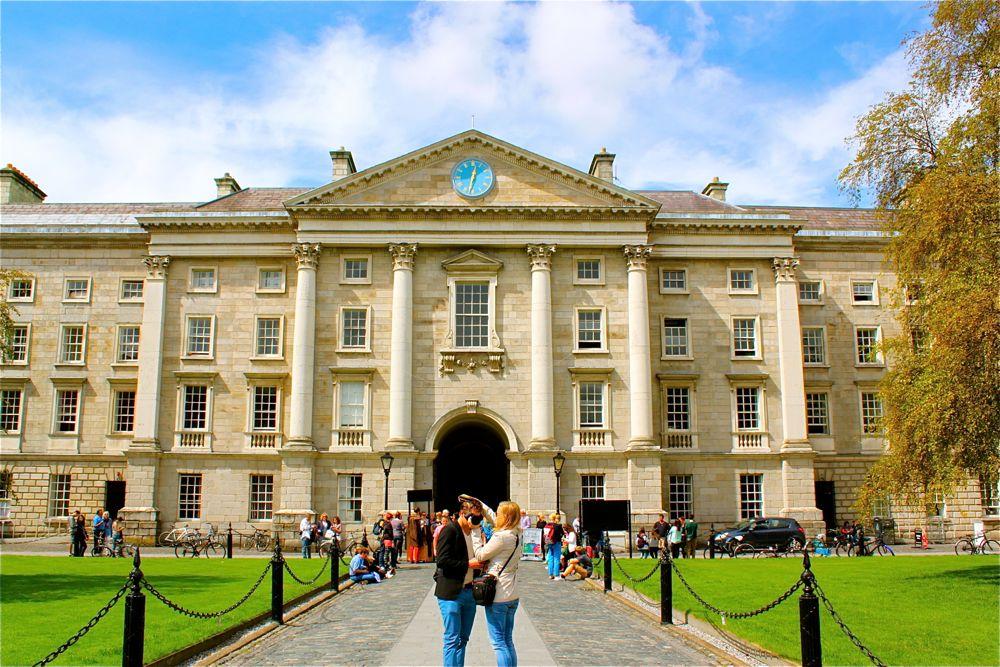 329 -Trinity College, Dublin
