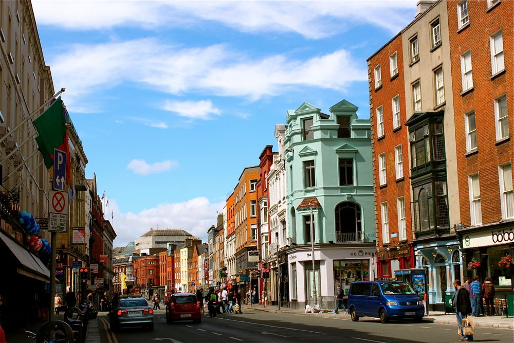 333 - Around Dame Street, Dublin