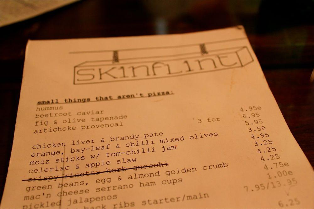 335 -Skinflint Pizza, Dublin