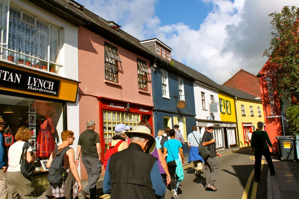 481 - Walking tour, Kinsale