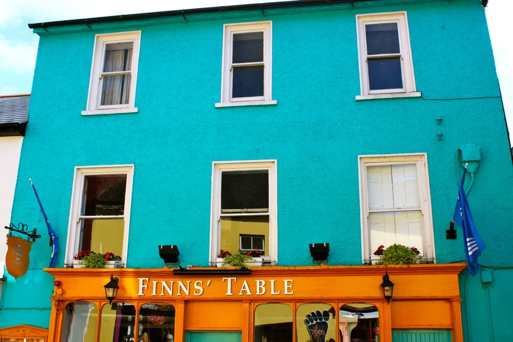 482 - Walking tour, Kinsale