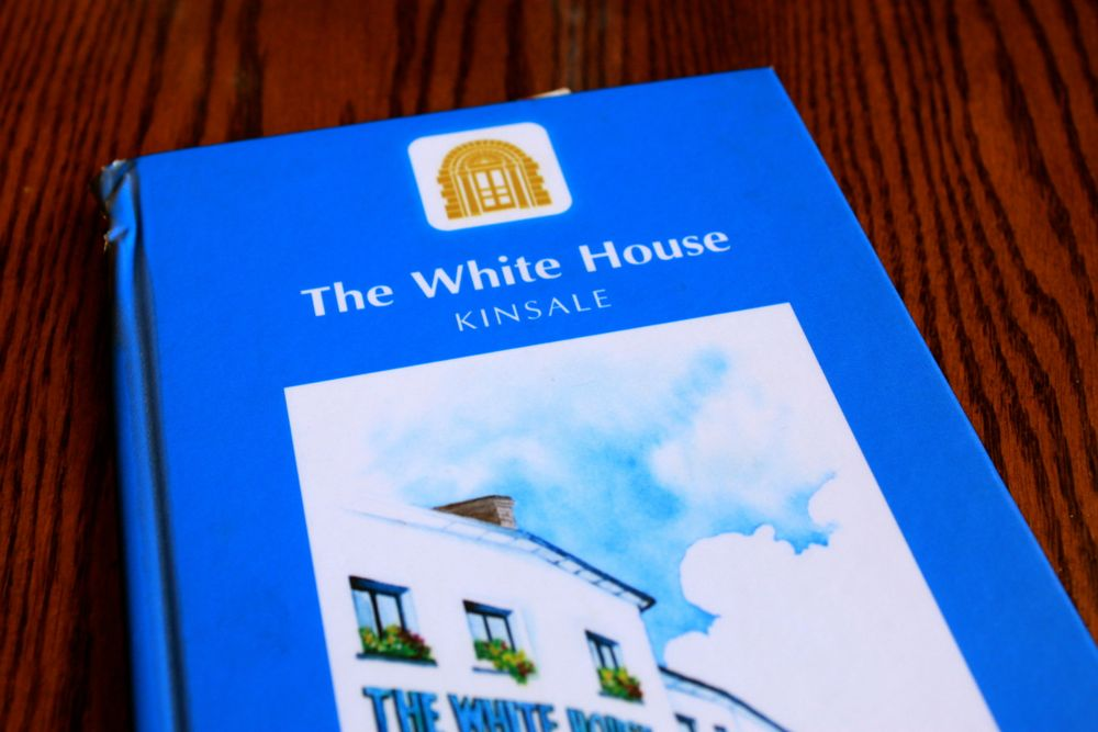 568 -Lunch at The White House, Kinsale