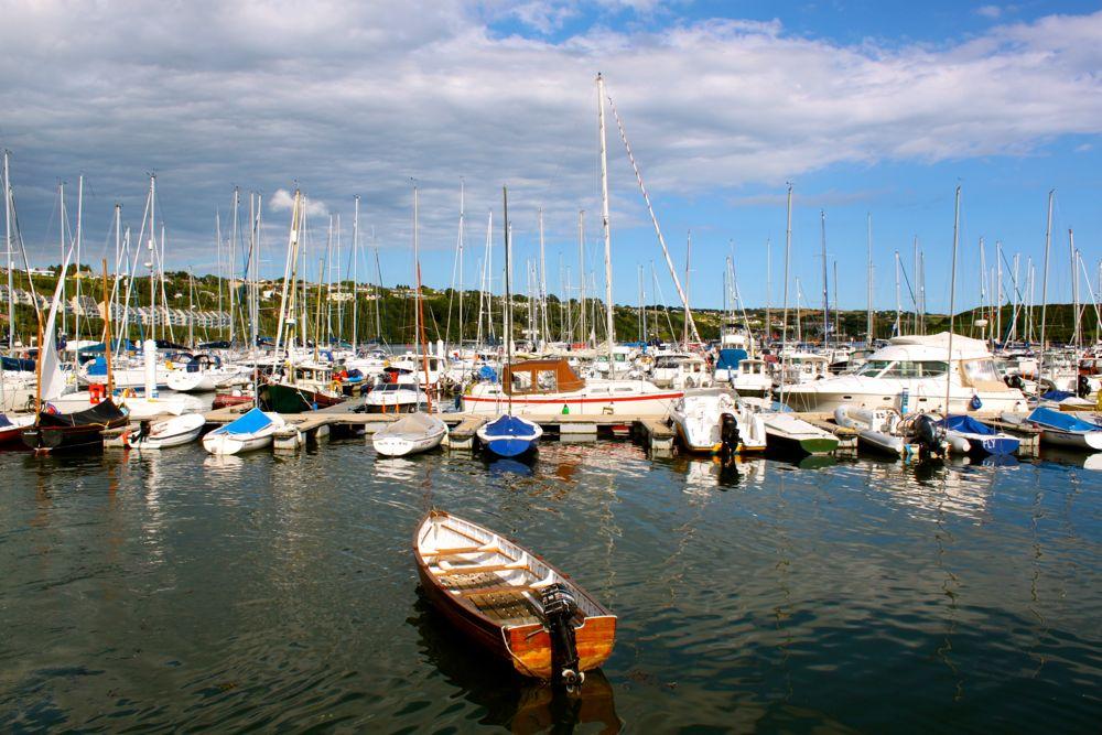 581 -Kinsale Harbor, Kinsale