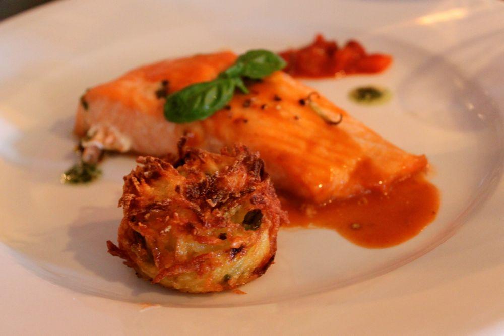 593 -Dinner at Crackpots, Kinsale