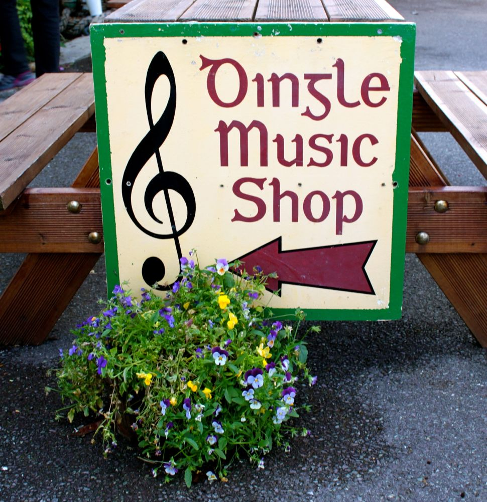 723 - Dingle Music Shop, Dingle