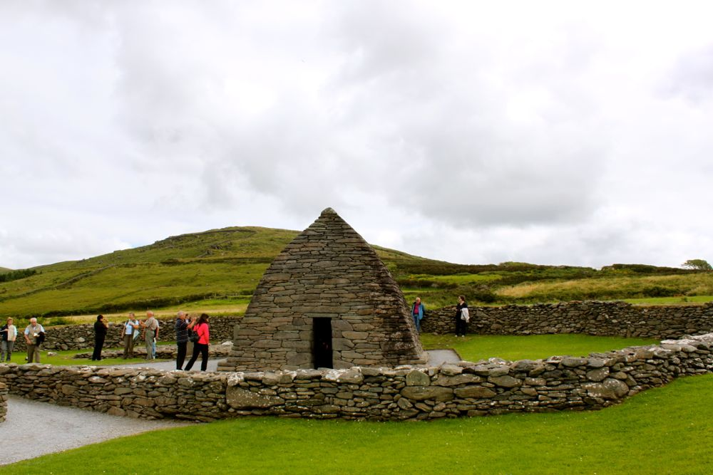778 - Gallarus Oratory, Dingle Peninsula