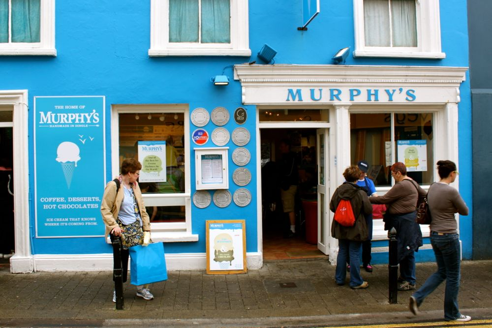 848 - Murphy's Ice Cream, Dingle