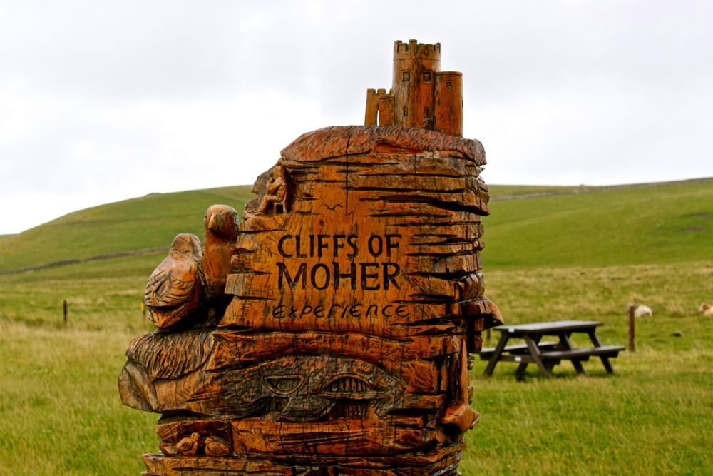868 -Cliffs of Moher