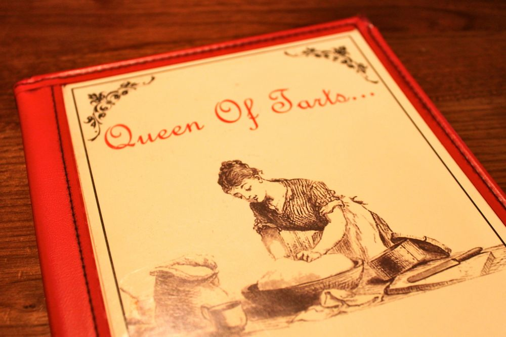 99 - Lunch at Queen of Tarts, Dublin