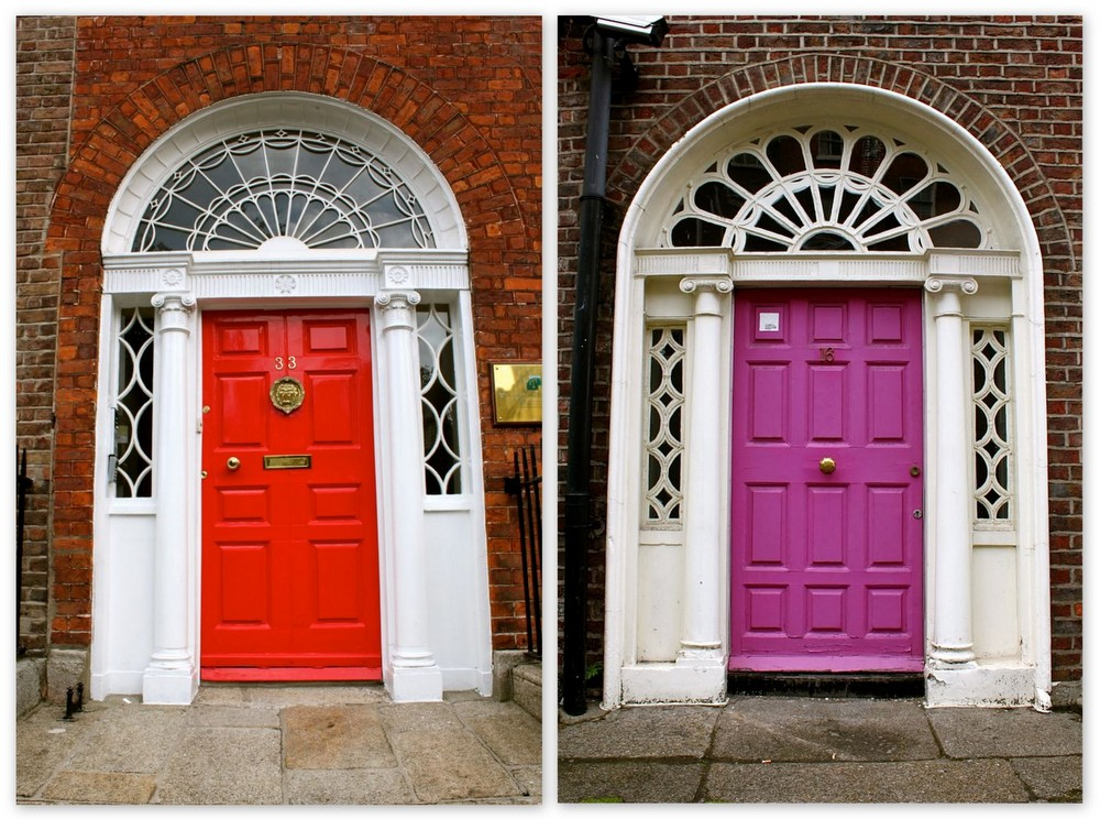 Georgian Doors, Dublin