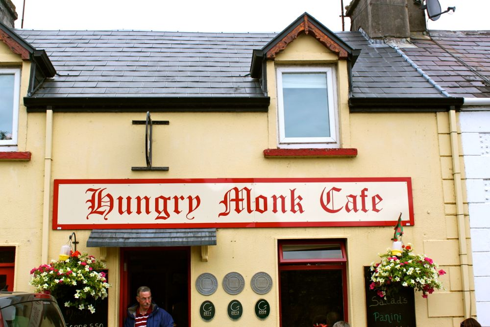 1097 - Lunch at The Hungry Monk