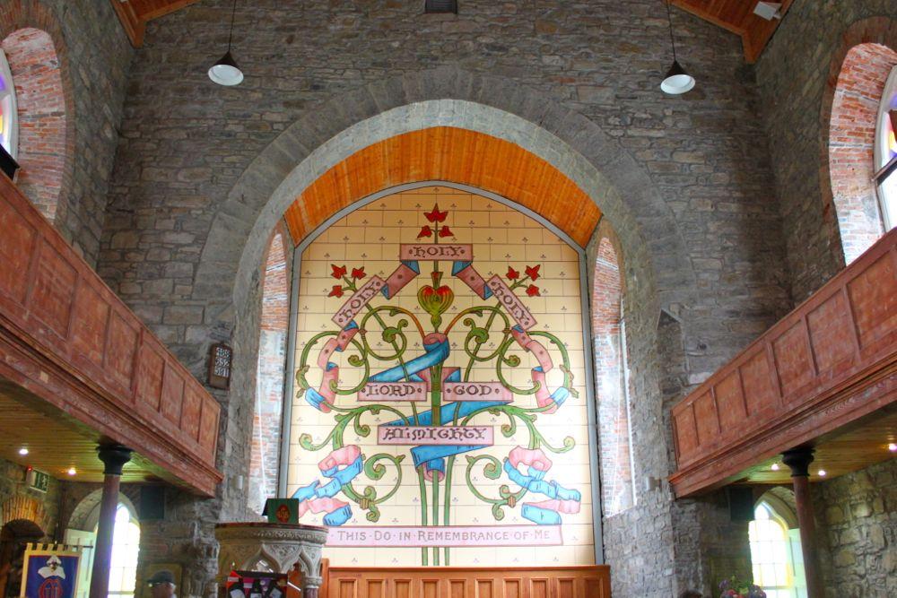 1144 -WB Yeats gravesite