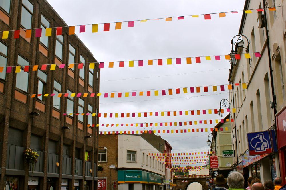 1161 -Walking tour, Derry