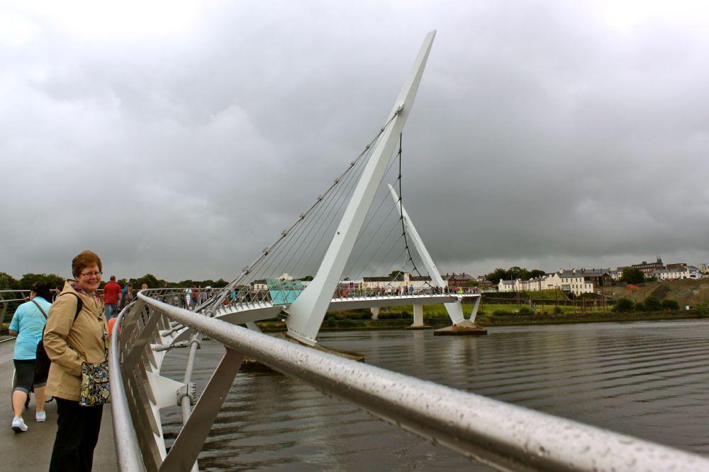 1191 - Peace Bridge, Derry