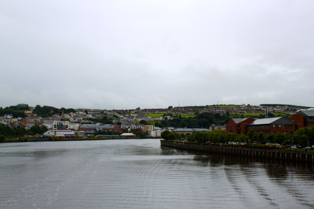 1192 -Peace Bridge, Derry