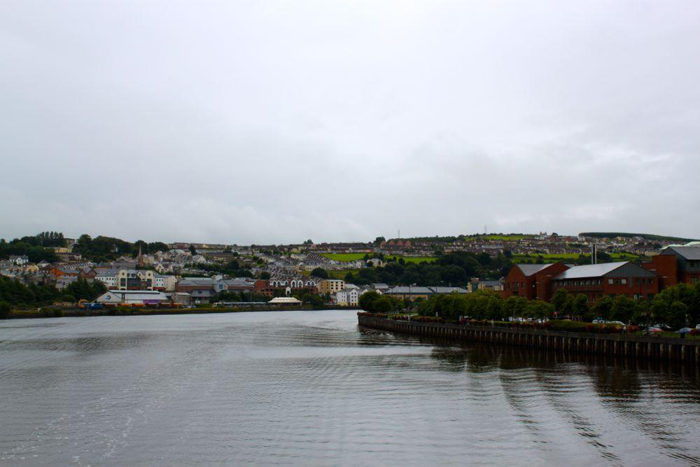 1192 -Peace Bridge, Derry