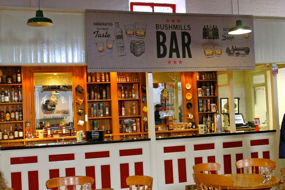 1268 -Bushmills Distillery