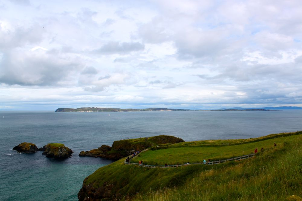 1274 -Carrick-a-Rede Rope Bridge