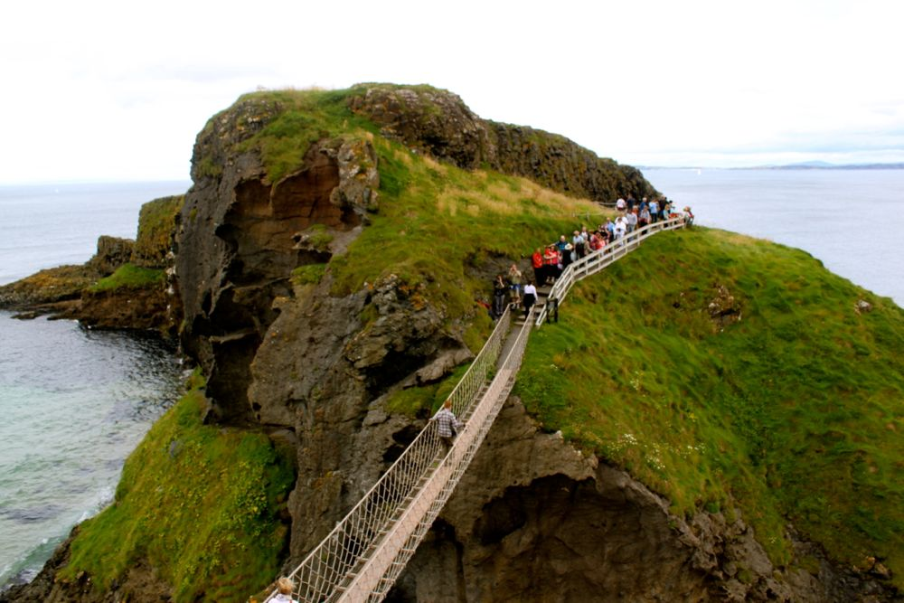 1276 -Carrick-a-Rede Rope Bridge