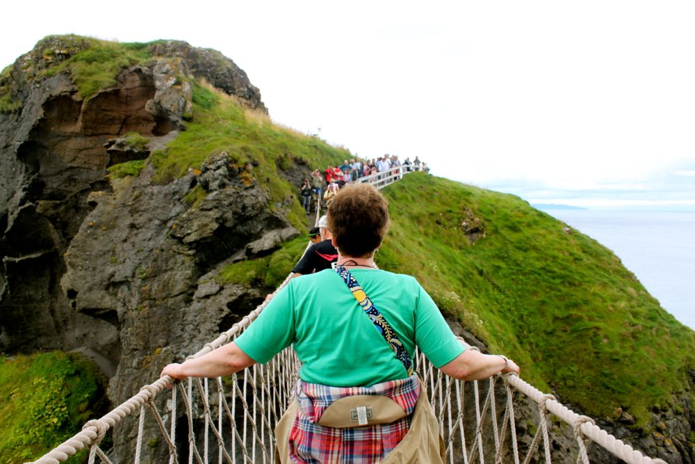 1277 -Carrick-a-Rede Rope Bridge
