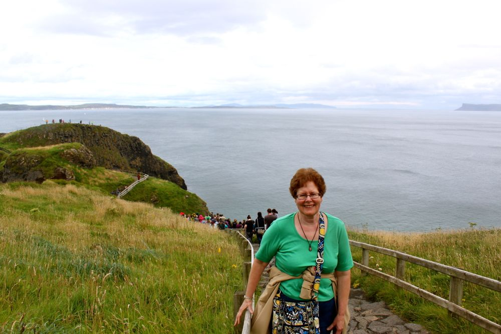 1281 -Carrick-a-Rede Rope Bridge