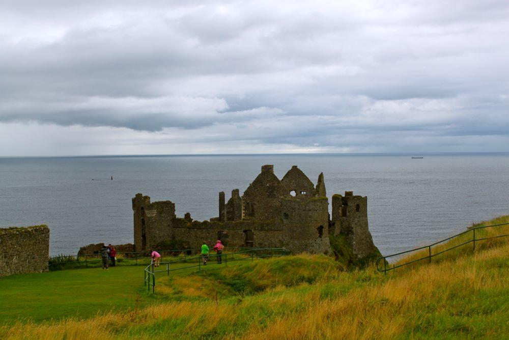 1283 -Dunluce Castle