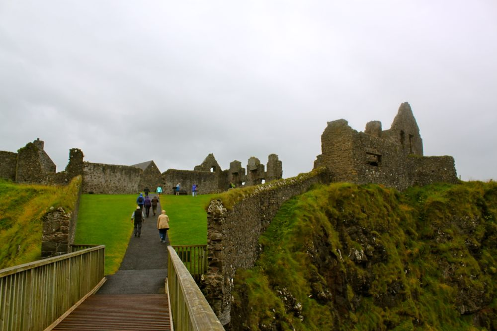 1302 -Dunluce Castle