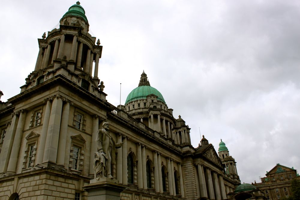 1329 -City Hall, Belfast