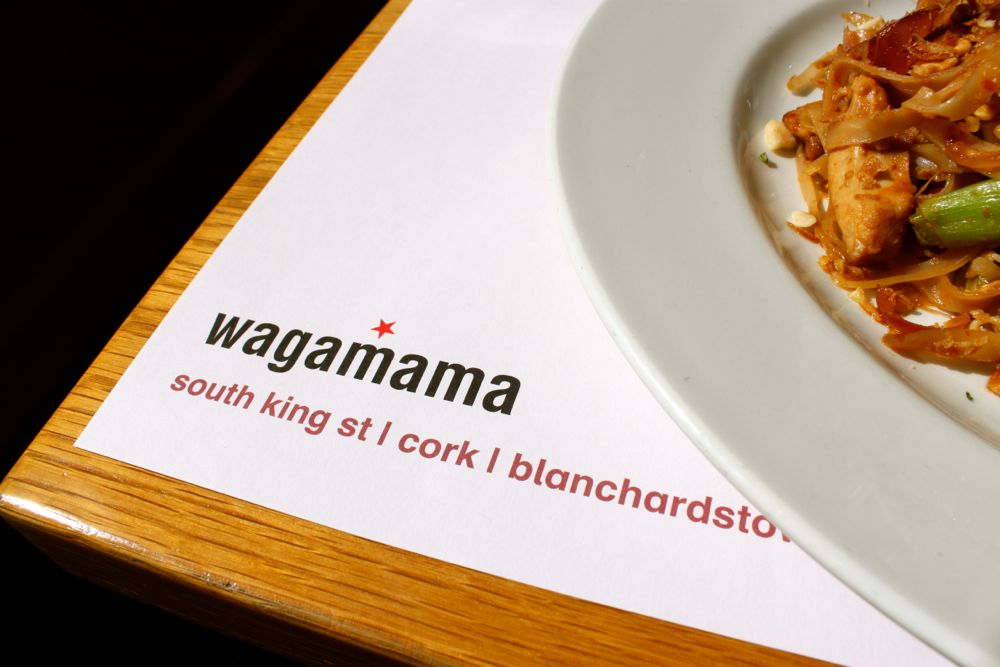 1337 -Lunch at Wagamama, Belfast
