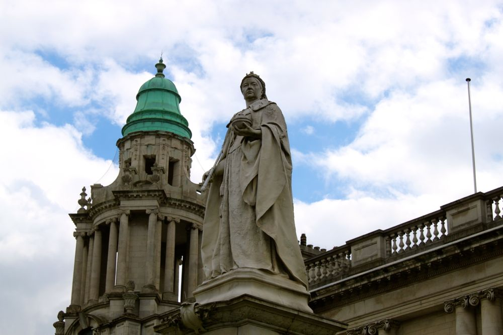 1354 -City Hall, Belfast