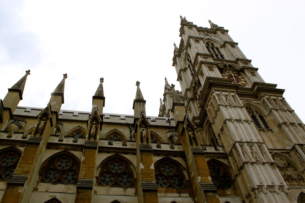 1390 -Westminster Abbey, London